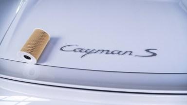 Porsche Cayman Motoröl