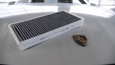 Porsche Cayman Innenraumfilter