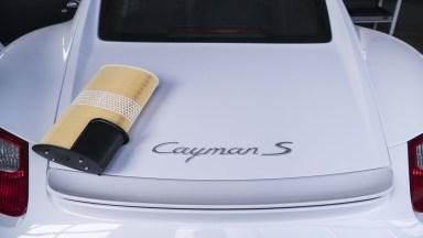Porsche Cayman Luftfilter