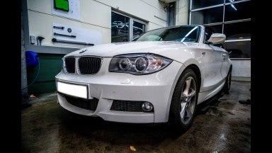 BMW 1 E87/E88 Innenraumfilter