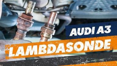 Audi A3 Lambdasonde