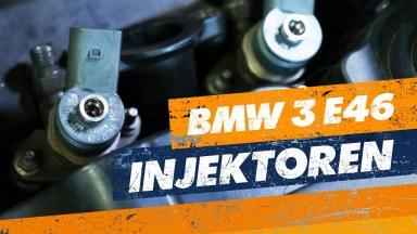 BMW E46 320D Injektoren