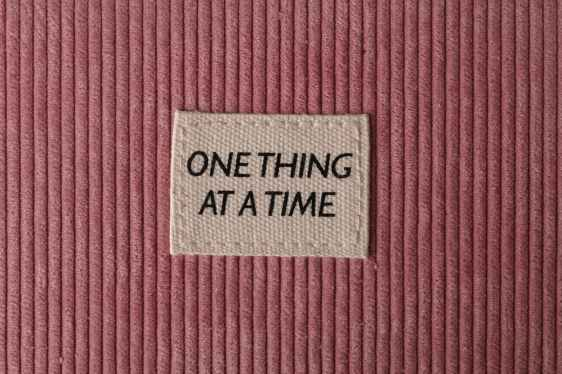 one-thing-at-a-time-mecharithm-babaiasl