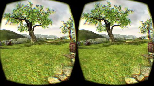 virtual-reality-vr-augmented-reality-VR View
