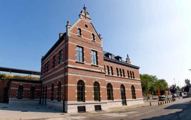 NMBS Stationsgebouw Mechelen-Nekkerspoel