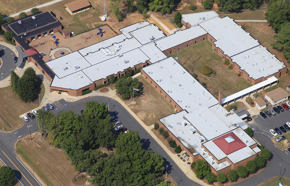 Bethel Middle School Mecklenburg Roofing