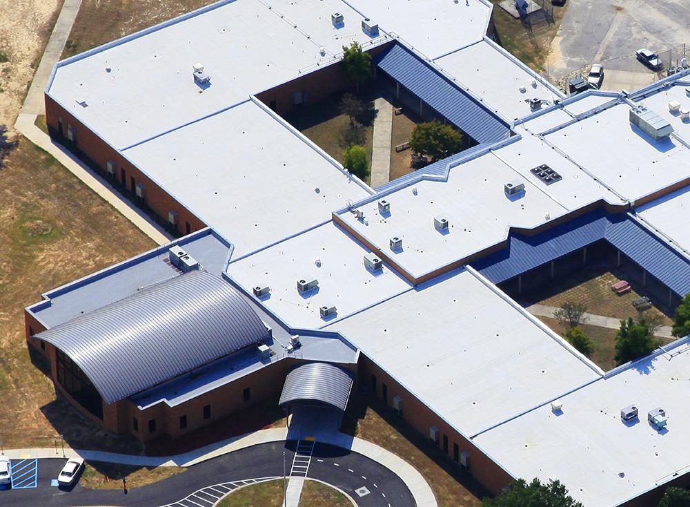 Calhoun HS Roofing Detail