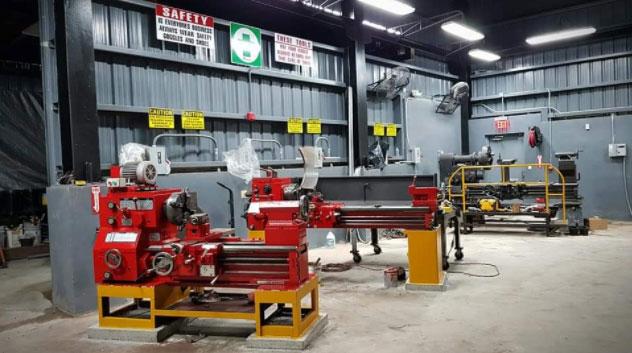 best machine shop lighting 2021