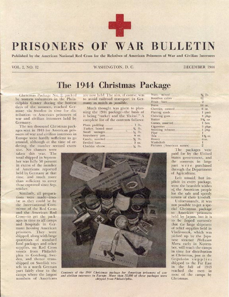 Copy Of Prisoners Of War Bulletin Vol 2 No 12
