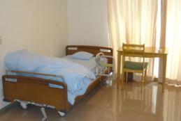 プライベートスペースが確保された全室完全個室