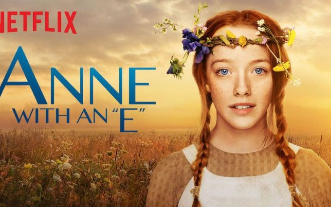 """Anne, com um """"E"""" – só porque é mais dramático mesmo, e é a mais nova série do Netflix"""