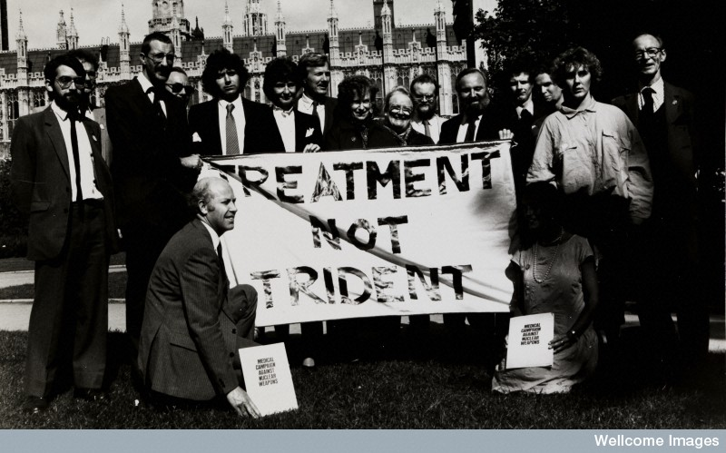 Medact-TreatmentNotTrident