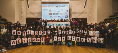 Medact Health Through Peace 2015 Pic 27