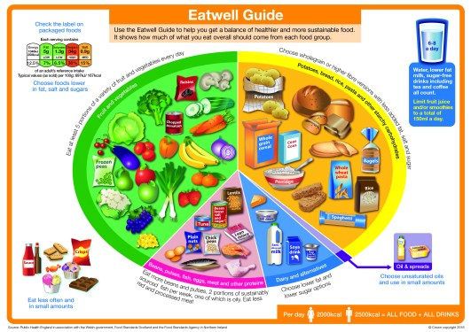 Eatwell Guide 2016