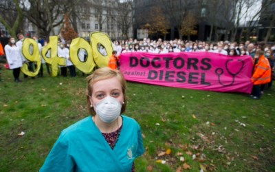 Letter to Theresa May – Phasing out Diesel