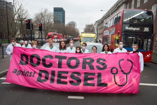 Doctors against Diesel Campaign