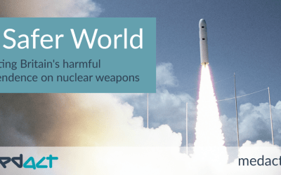 New report on UK's continued possession of nuclear weapons in light of the international ban treaty