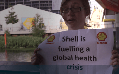 Delving below the greenwash – is Shell going to 'Make the Future'?