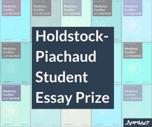 The Holdstock-Piachaud Student Essay Prize – through the eyes of past winners