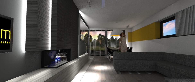 woonruimte interieurontwerp Tessenderlo