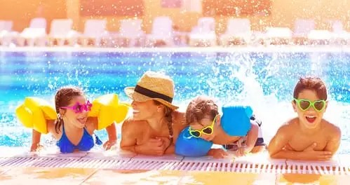family swimming pool heating services pool heater repair