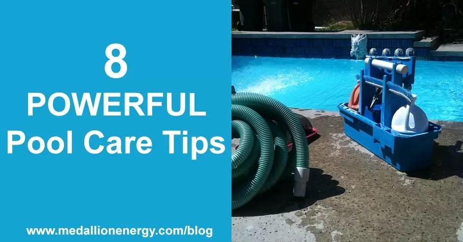 8 Powerful Pool Care Tips   Pool Heat Pumps | Pool Heater Repair | Pool  Services
