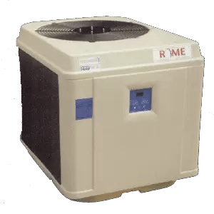 Rome Pool Heat Pumps | Rome HeatCool Pool Heat Pump