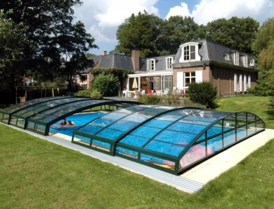 pool enclosure how to keep a pool warm cheap ways to heat your pool