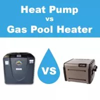 heat pump vs gas pool heater pool heat pumps vs gas pool heaters