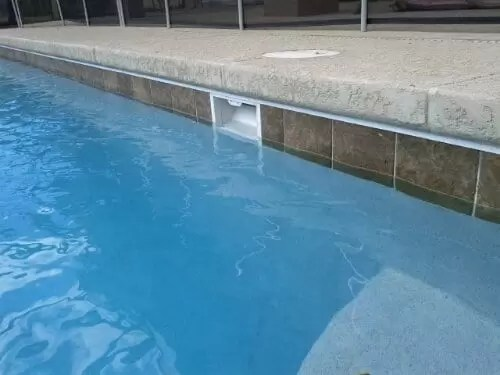 water at skimmer level best circulation for pool pool hack