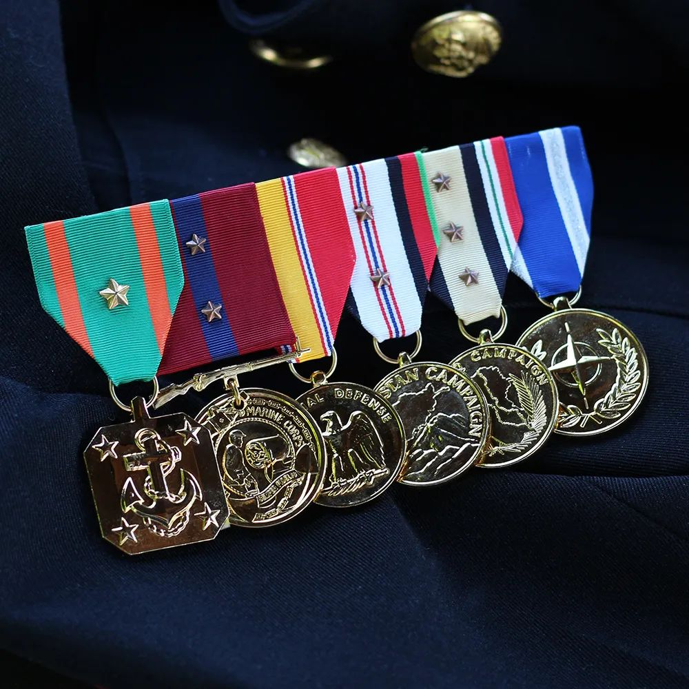 build your medal rack