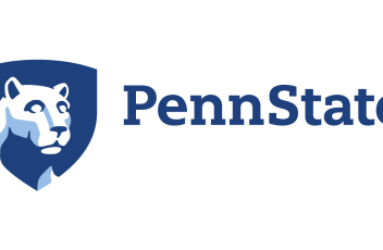 Penn State mark_blue text