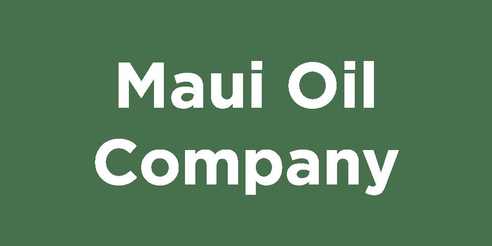 Maui Oil Company