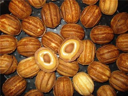 Орешки В Орешнице Рецепт С Фото