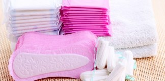 How to dispose of Sanitary pads?