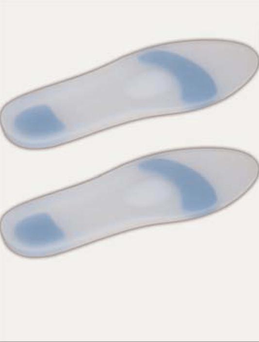 Schuhsohlen Silikon
