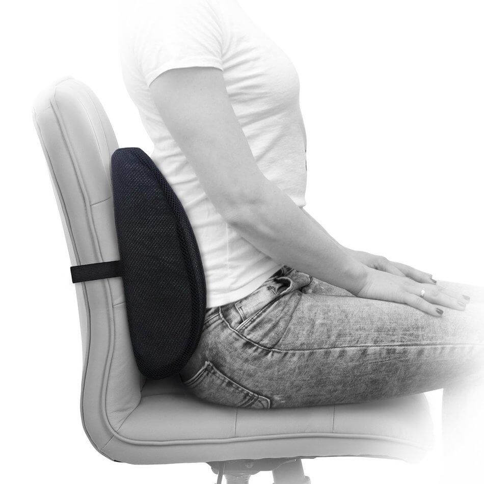 back cushion orthopedic memory foam