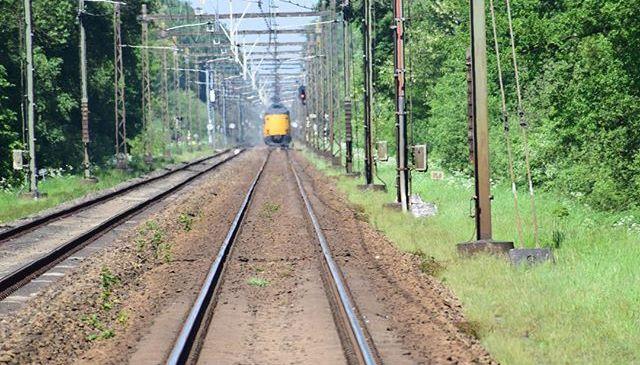 Train approaching…
