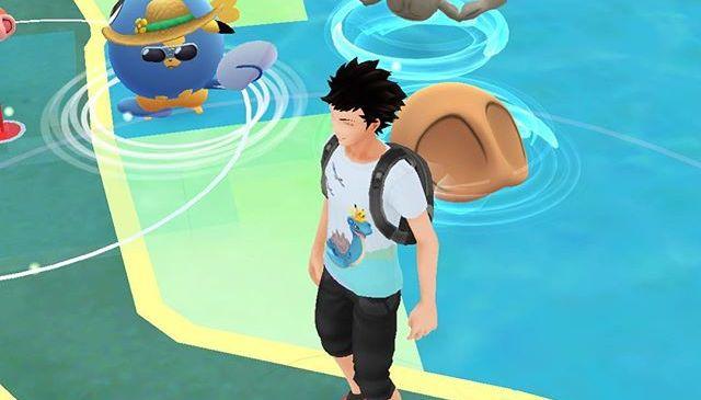 #glitch in #pokemongo