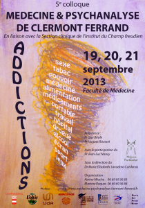 5ème Colloque sur l'addiction