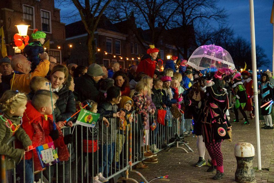 intocht sinterklaas medemblik foto door: www.pascalvanas.nl