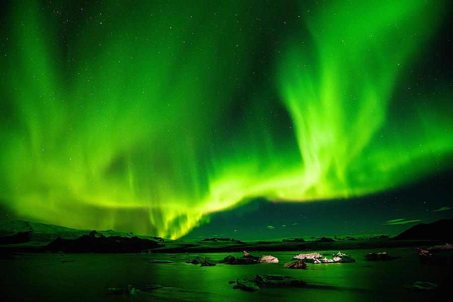 Aurora Borealis (Foto: Fbmovercrafts)