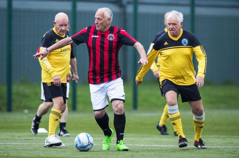 Walking Football nu ook in Medemblik (Foto aangeleverd)