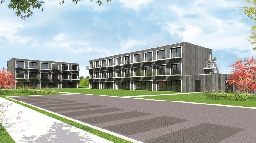 Starters/jongerenwoningen in Wognum