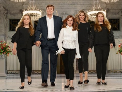 De Koninklijke familie (Foto: RVD/Erwin Olaf)