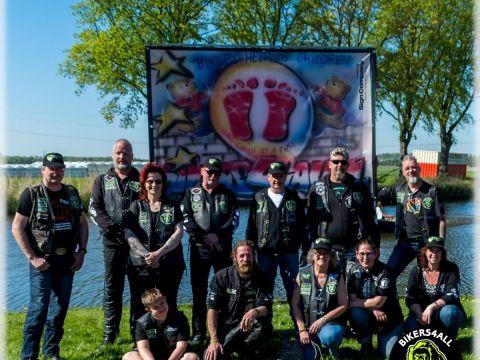 Benefiet ten behoeve van Stichting Bikers4all