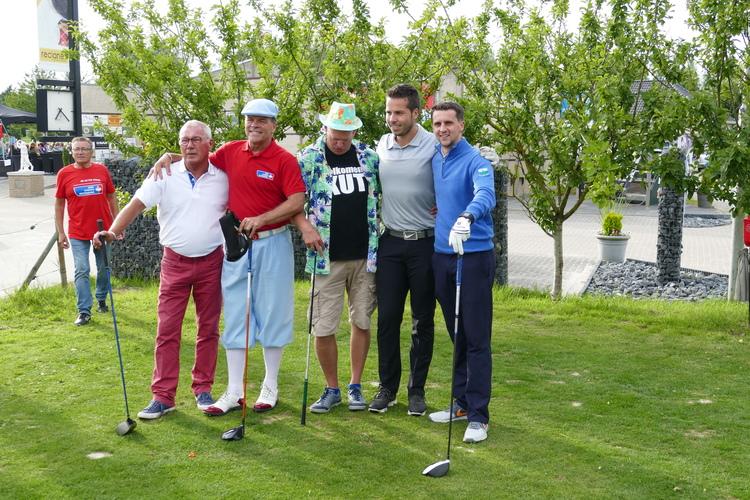 Golf4Life goed voor 22.000 euro (Foto aangeleverd)