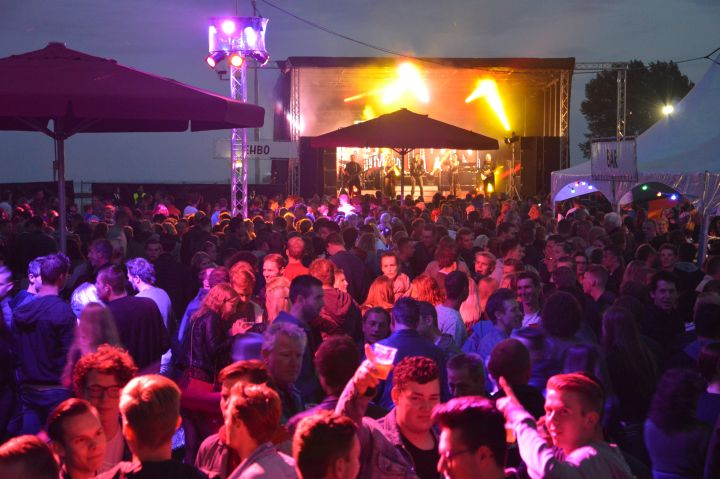 Foto: Kippebillen Strandparty 2017