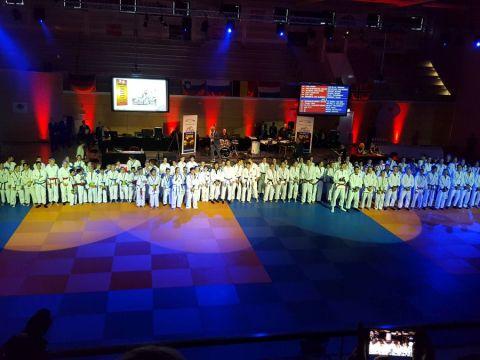 Openingsceremonie European Cup (Foto aangeleverd)