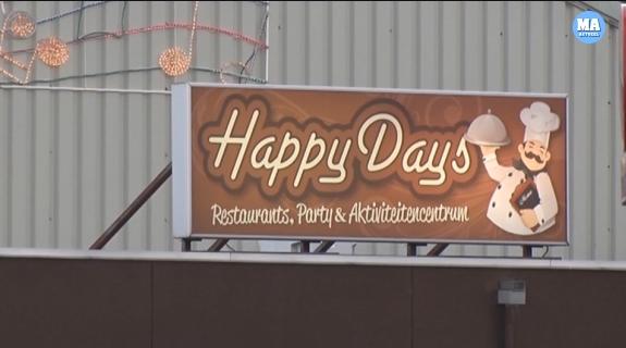 Partycentrum Happy Days weigert sorry te zeggen om ...